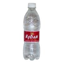 Вода КуБай негазированная
