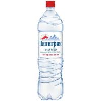 Вода Пилигрим газированная
