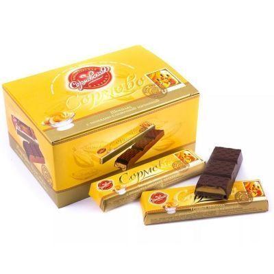 Шоколад Сормово с помадно-сливочной начинкой