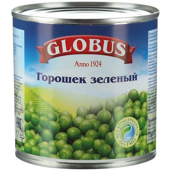 Горошек зеленый Globus