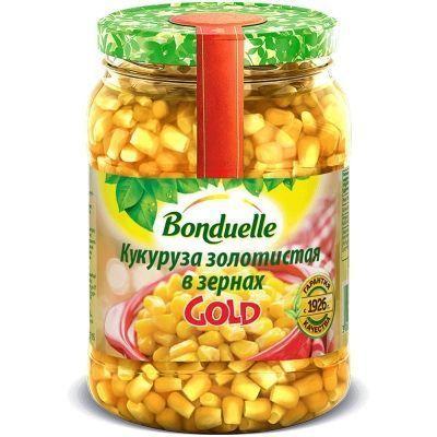 Кукуруза Бондюэль Золотистая