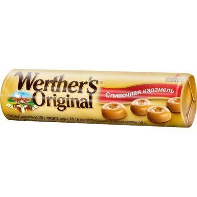 Карамель сливочная Werther's Original