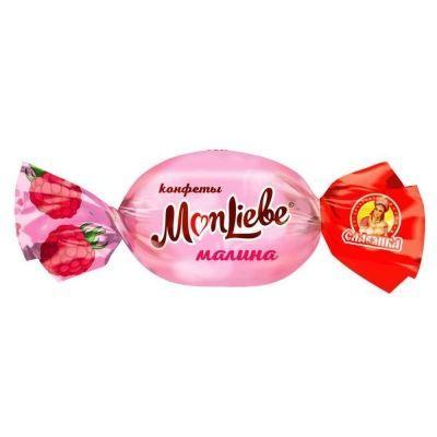Конфеты MonLiebe малина