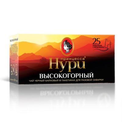 Чай Нури Высокогорный HG 25 пак.