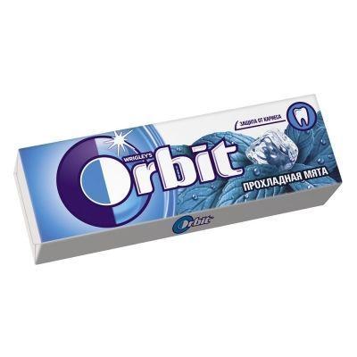 Жевательная резинка Orbit Прохладная мята