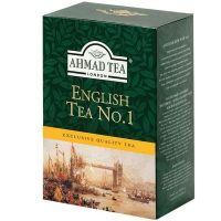 Чай Ahmad Tea Английский №1 листовой