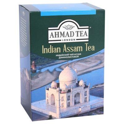 Чай Ahmad Tea Индийский Ассам длиннолистовой