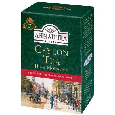 Чай Ahmad Tea Цейлонский FBOPF среднелистовой