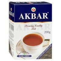 Чай Акбар Граф Грей с ароматом бергамота