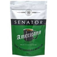 Кофе Senator Americano д/п