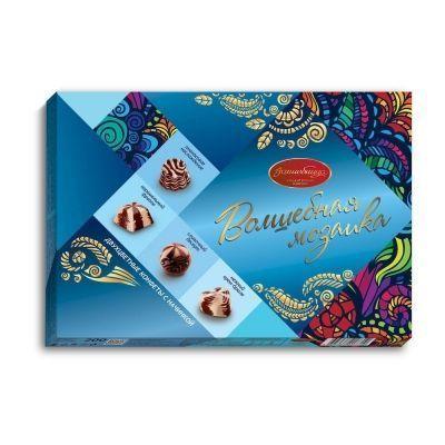 Набор конфет 'Волшебная Мозаика'