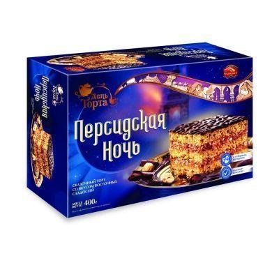 Торт Черёмушки Персидская ночь (чер)