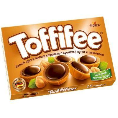 Набор конфеты Шторк Тоффифе
