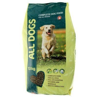 Корм для взрослых собак ALL DOGS пм.