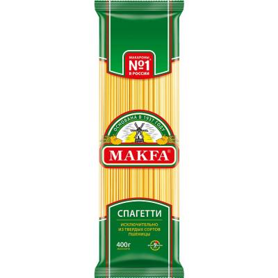 Макароны 'Макфа' вермишель длинная спагетти