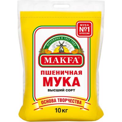 Мука 'Макфа' высший сорт