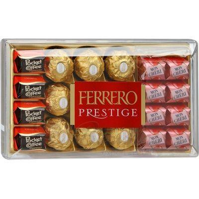 Конфеты в коробке Ферреро Престиж