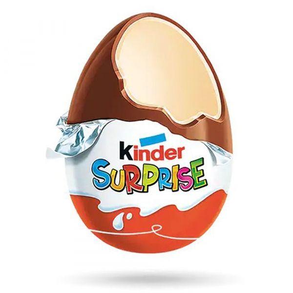 Шоколадное яйцо Киндер Сюрприз Спорт