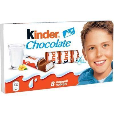 Шоколад Киндер