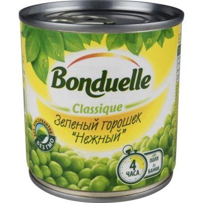 Горошек зеленый Бондюэль ж/б с кольцом
