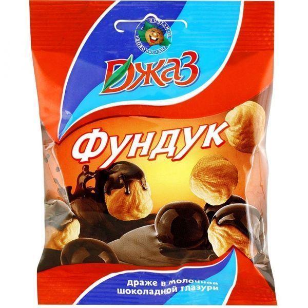 Фундук Ореховая компания в молочном шоколаде