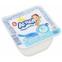 Творог Агуша Классический 4,5% ванна
