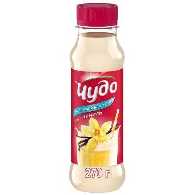 Коктейль молочный Чудо ваниль 2% ПЭТ