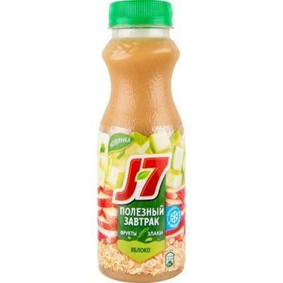 Коктейль Полезный завтрак J7 яблоко ПЭТ