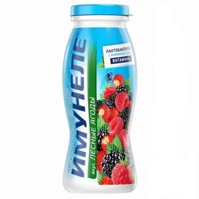 Напиток кисломолочный Имунеле 'Neo' Лесые ягоды 1,2%