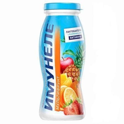 Напиток кисломолочный Имунеле 'Neo' мультифрукт 1,2%