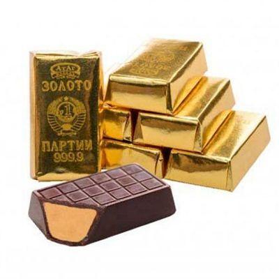 Конфеты АтАг 'Золото партии'