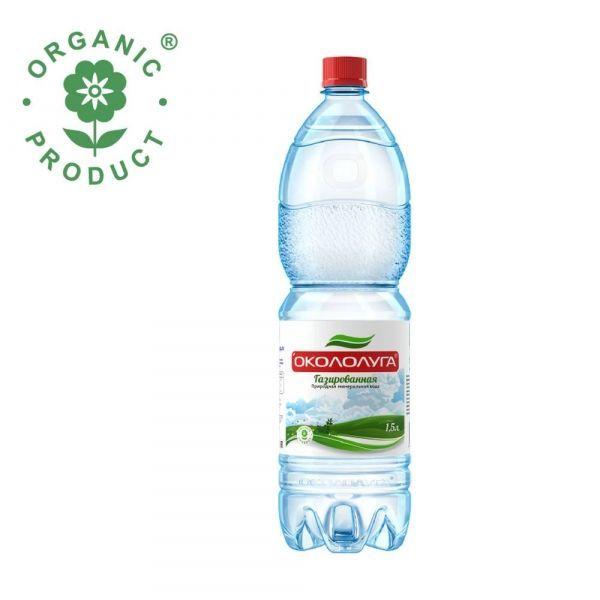Вода природная минеральная