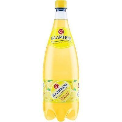 Напиток 'Калинов Родник' Лимонад газированный