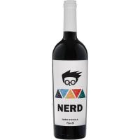 Вино виноградное Нерд 2017 сухое красное (Nerd), 9-15 %