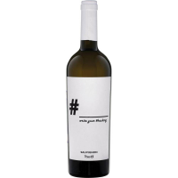 Вино Хэштэг 2018 белое сухое (Hashtag), 9-15 %