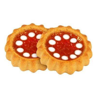 Печенье Дымка 'Задумка' крем клубника со сливками