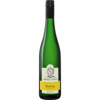 Вино виноградное Михель Шайд Рислинг 2017 белое сухое (Michel Scheid Riesling), 12,5 %