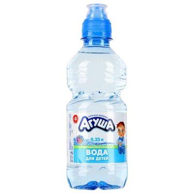 Вода питьевая Агуша