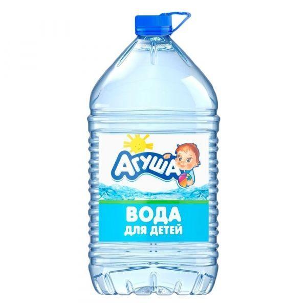 Вода Агуша