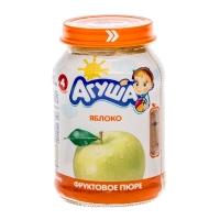 Пюре фруктовое Агуша Яблоко