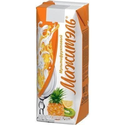 Напиток Мажитель Мультифрукт 0,05%