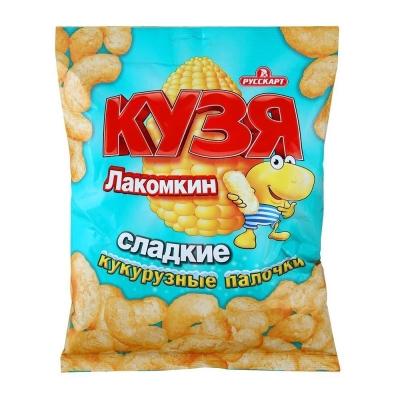 Кукурузные палочки Кузя Лакомкин