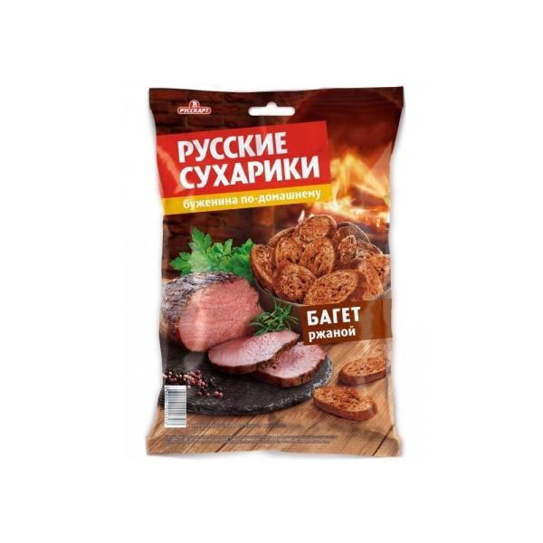Сухарики ржаные Русские сухарики Ассорти