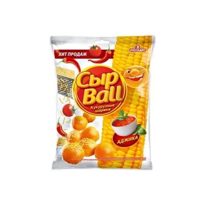 Кукурузные шарики СырBall Ассорти