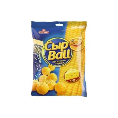 Кукурузные шарики СырBall Сыр