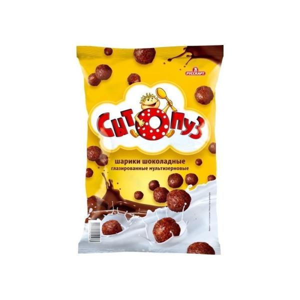 Шоколадные шарики Сытопуз глазированные