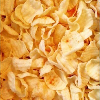 Чипсы рифленые Апрель сыр