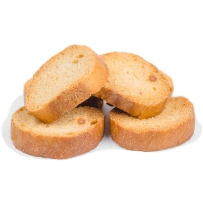 Сухарики Каролина с арахисом