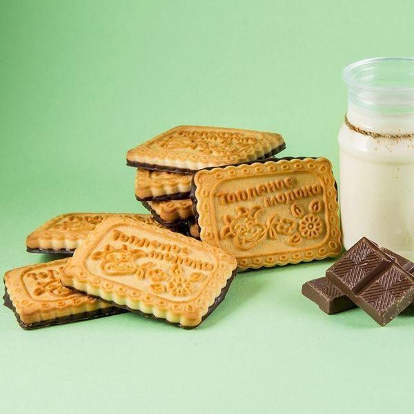 Печенье Барон Хрум сахарное в глазури