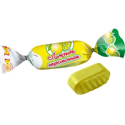Карамель Невский кондитер Лимонная неугомонная